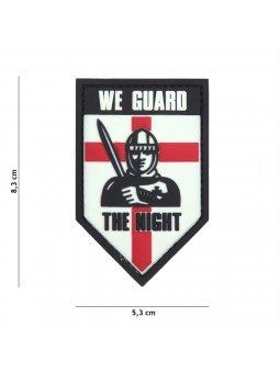 PATCH 3D PVC WE GUARD THE...