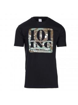 Tričko 101 INC CAMOUFLAGE...