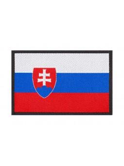 Slovakia Flag Patch Clawgear
