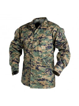 Blúza USMC Shirt-Polycotton...