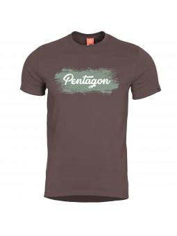 Tričko Grunge Pentagon