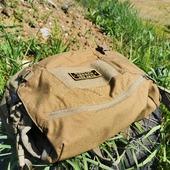 Kapsa Urban Courier Bag od Helikon-Tex je vhodná na denné nosenie, strelnicu, alebo aj do prírody.