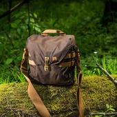 Bushcraft Haversack je jednoduchá, ale veľmi praktická kapsa na prenášanie základných potrieb pri pobyte v prírode.   #bushcraft #outdoor #camping #ironlegion #helikon #helikontex